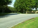 Chemin de la Chapelle Musicale - Qui peut dire qu'il y a là-bas une piste cyclable puisque circulation interdite !