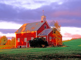 Barn near Grantham, NH