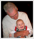 Grandfather and Oskar