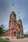 Johanneskyrkan - Johanneksen kirkko