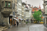At the End of Rue du Lausanne