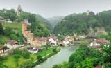 View fron Pont de Zaehringen