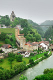 Porte de Berne & Tour des Chats