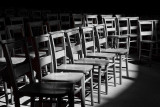 Chairs, Worth Abbey, Sussex