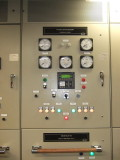 Electrical Service Power Management Panel in ECR