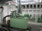 RAD space, hydraulic units