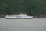 Island Sky will replace the Queen of Tsawwassen