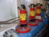 Remote bilge valve operators