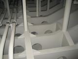 Below deck plates hull finish