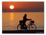 Sonnenaufgang an der Adria / Adriatic sea sunrise (Grottammare)