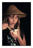 China girl, February 2007