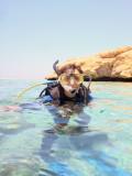 abans de la inmersió a Yolanda Reef, quin cansament!