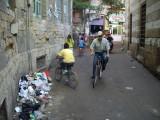 passejant pels barris del Cairo