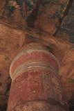 veure llocs amb encara trossos de pintura de fa 4000 anys impressiona!