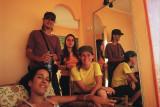 foto gairebé de família... i el Xavi???