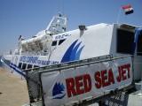 el ferry d'Hurghada a Sharm el Sheik