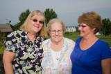 Kathy, Aunt Gloria and Barbara
