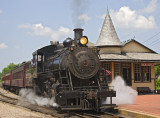 New Hope Steam Locomotive