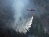 Camp Fire, Paradise/Magalia, CA July  2008
