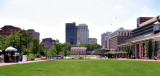 Independence Mall Panorama
