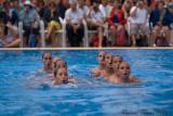 20080726 En Route vers Pékin - Equipe Olympique de nage synchronisée  de Plongeon 0170.jpg