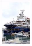 Corinthian II - IMO 8802882 - Port: Chios Greece