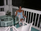 Curry Mansion Porch,Key West