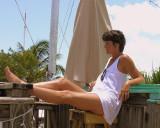 Atop Schooner Wharf,Key West