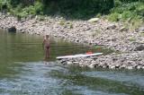 Kano op de Maas