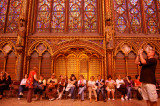 St Chapelle mesmerized audience