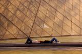 IM Pei's pyramid