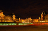 Louvre at night 2