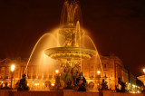 Concorde fountain in Paris