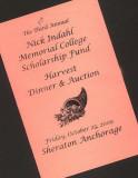 Nick Indahl Memorial Scholarship Fund