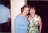 Nancy Grear Mitchell CHS 64 and Barbara Wallace Boatner