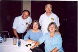 Jim Mitchell CHS 64 Nancy Grear Mitchell CHS 64 Bobby Manuel CHS 63 and Connie Wilson Manuel CHS 63