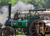 Traction engine