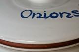 Blue onions