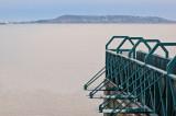 Footbridge, side view