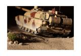 French Leclerc MBT