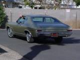 1968 Malibu leaving