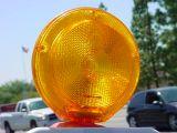 caution safe auto sign