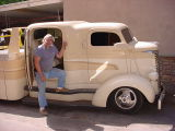 for sale 1940 Chevy Custom Car Hauler