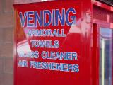 full vending servicesArmorall & TowelsGlass CleanerAir Fresheners