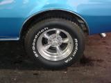 Z-28 Camaro wheel
