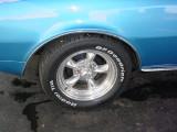 Camaro front wheel