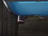 1967 left tail pipe