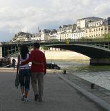 Paris, un dimanche après-midi.