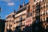 façades parisiennes