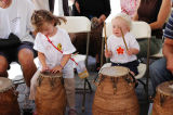 You Can't Start Them too Young in Drumming!